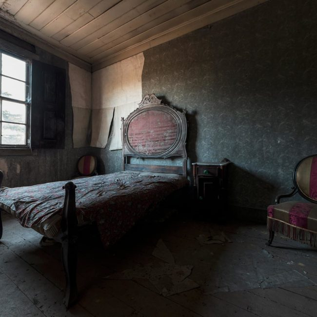 urbex exploration portugal chambre vicomte