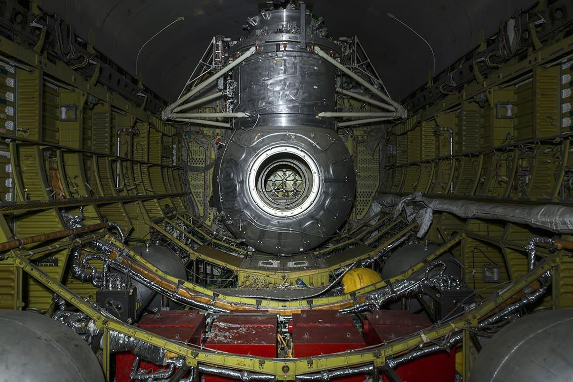 Buran Projet 2018 urbex baikonour exploration buran bourane navette inside