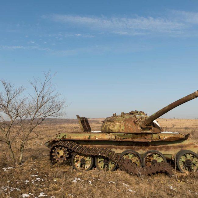 urbex-urban-exploration-hongrie-tank-armee