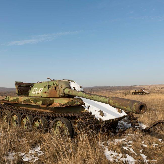 urbex-urban-exploration-hongrie-tank-armee-militaire