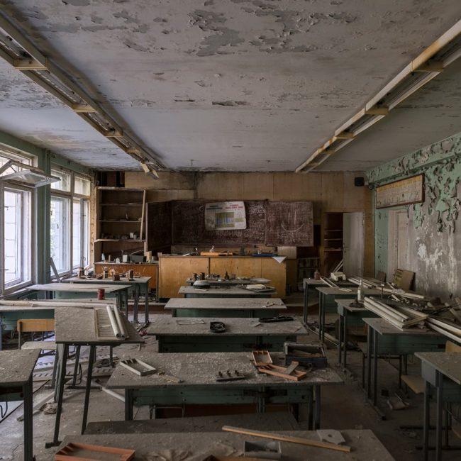 urbex-urban-exploration-ukraine-tchernobyl-pripiat-ecole-classe