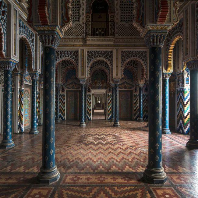urbex-exploration-italie-chateau-ultra-colonne