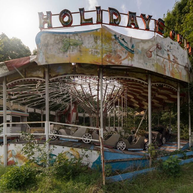 urbex-exploration-italie-greenpark-manege