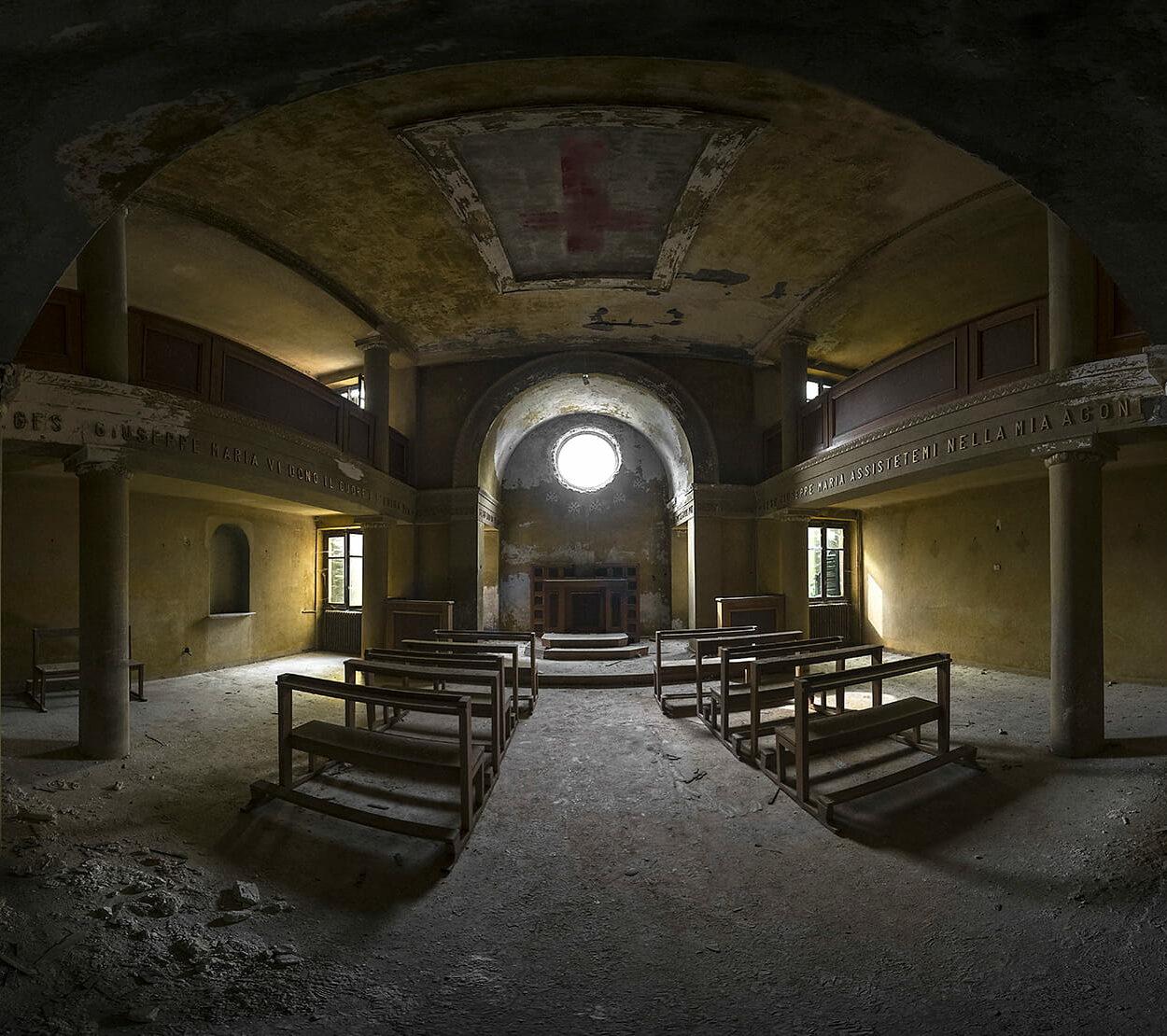 urbex-exploration-italie-red-cross-hospital-chiesa