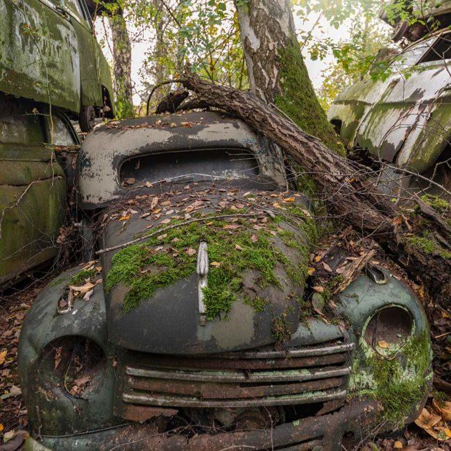 urbex-urban-exploration-autriche-graveyard-car