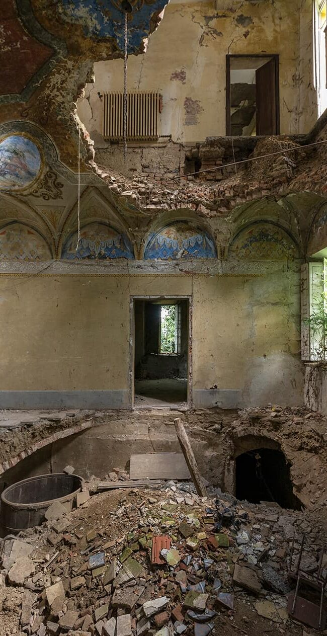 urbex-exploration-italie-villa-trou